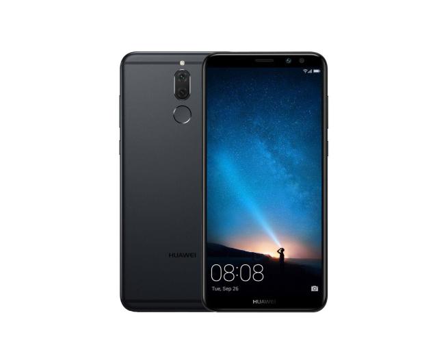 Huawei Mate 10 Lite Dual SIM czarny  - 385519 - zdjęcie