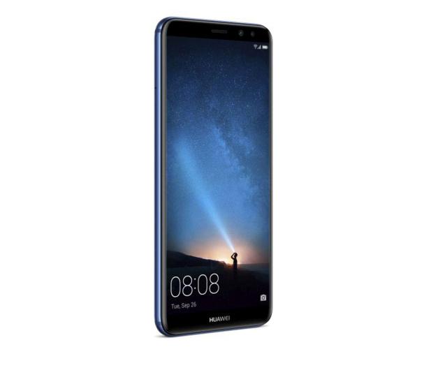 Huawei Mate 10 Lite Dual SIM niebieski  - 385523 - zdjęcie 2