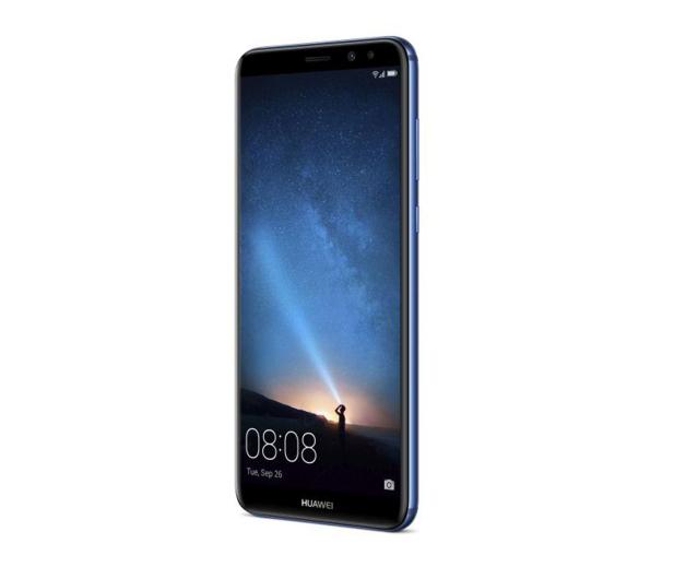 Huawei Mate 10 Lite Dual SIM niebieski  - 385523 - zdjęcie 4