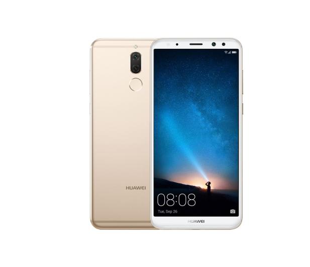 Huawei Mate 10 Lite Dual SIM złoty - 385524 - zdjęcie