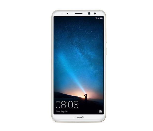 Huawei Mate 10 Lite Dual SIM złoty - 385524 - zdjęcie 3