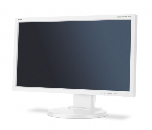 Nec MultiSync E233WMi biały - 392247 - zdjęcie 4