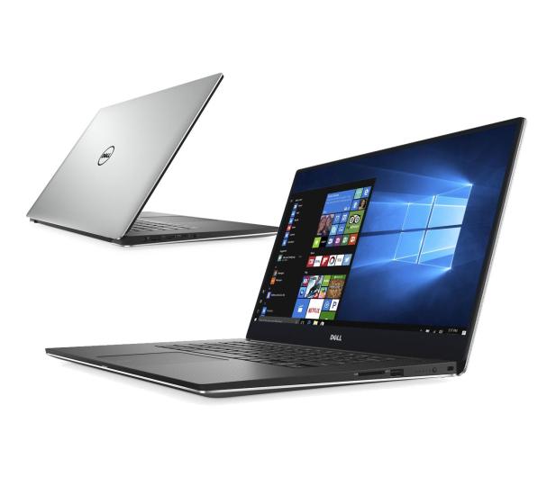 Dell XPS 15 9560 i7-7700HQ/16GB/512/10Pro UHD 3Y NBD - 374853 - zdjęcie