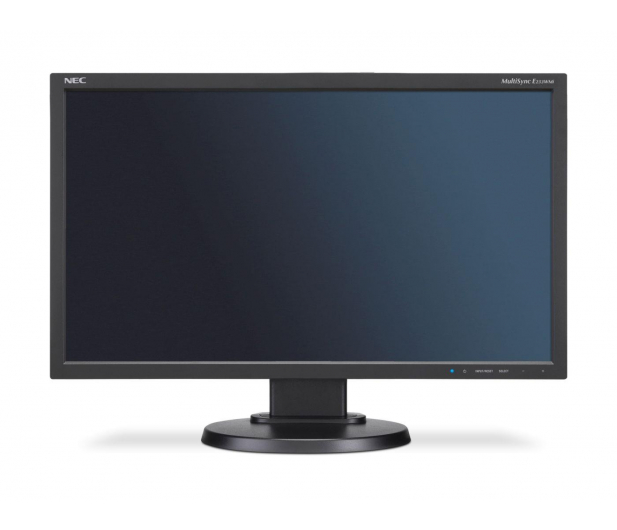 Nec MultiSync E233WMi czarny - 392246 - zdjęcie 4