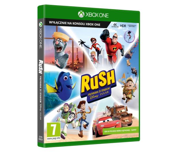 Microsoft Rush: Przygoda ze studiem Disney Pixar - 392339 - zdjęcie 2