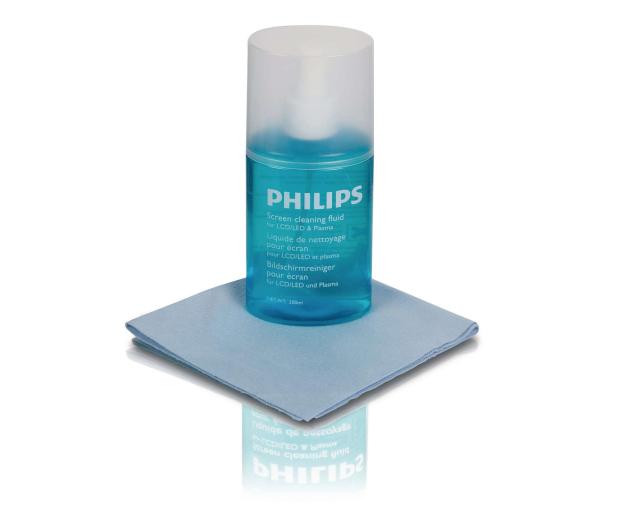 Philips Zestaw do czyszczenia ekranów - 392509 - zdjęcie