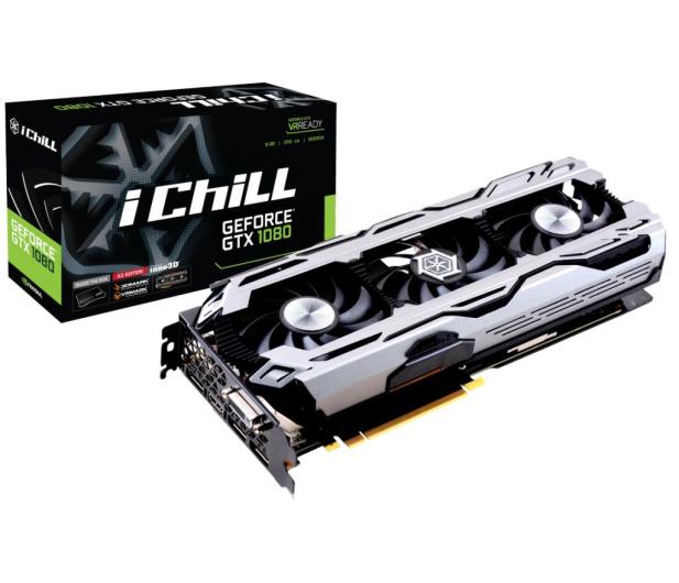 Inno3D GeForce GTX 1080 iChill X3 8GB GDDR5X - 392383 - zdjęcie