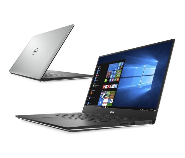Dell XPS 15 9560 i7-7700HQ/16GB/512/10Pro FHD  - 374826 - zdjęcie