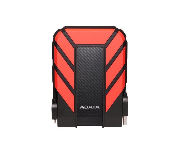 ADATA HD710 PRO 2TB USB 3.2 Gen. 1 Czarno-Czerwony - 392676 - zdjęcie