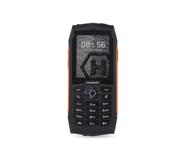 myPhone HAMMER 3 Dual SIM pomarańczowy  - 384771 - zdjęcie 3