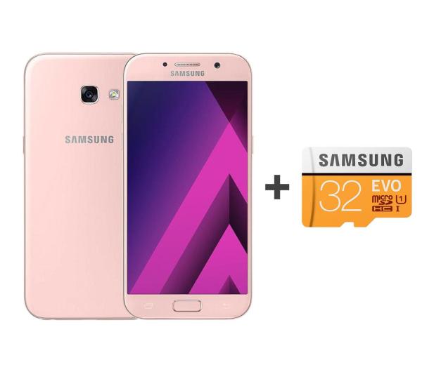 Samsung Galaxy A5 A520F 2017 LTE Peach Cloud + 32GB - 392914 - zdjęcie