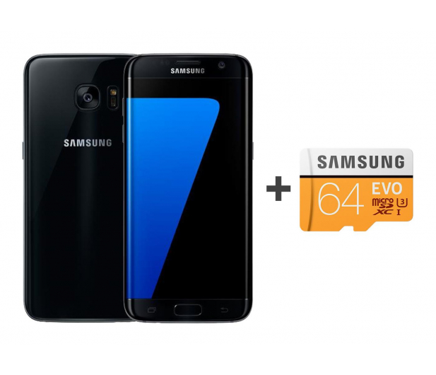 Samsung Galaxy S7 edge G935F 32GB czarny + 64GB - 392943 - zdjęcie