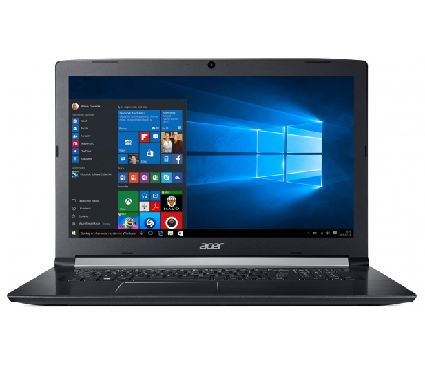 Acer Aspire 5 i5-8250U/8GB/240/Win10 MX150 FHD  - 392711 - zdjęcie 3