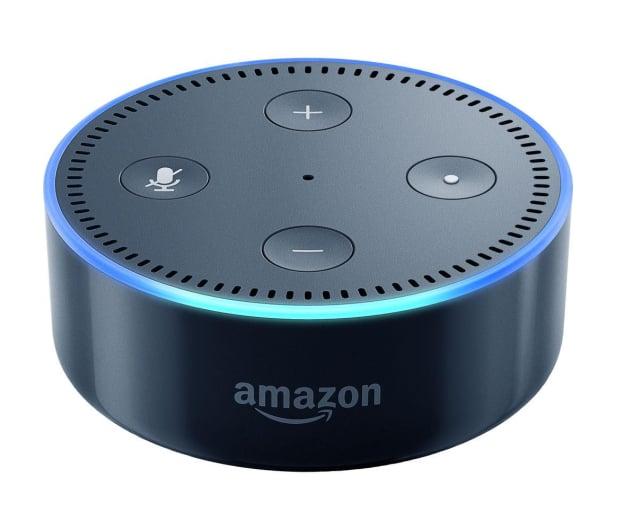 Amazon Echo Dot 2 gen. Czarny - 392772 - zdjęcie