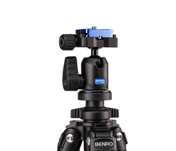 Benro Slim Tripod Kit Carbon - 392904 - zdjęcie 4