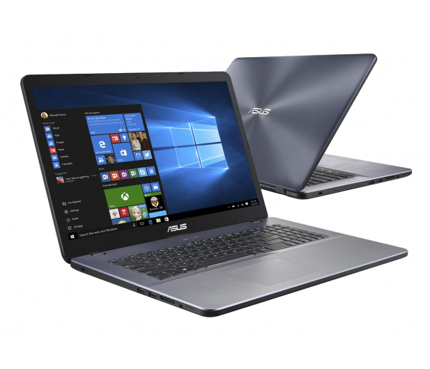 ASUS VivoBook 17 R702UA i3-7100U/4GB/240SSD+1TB/Win10 - 433631 - zdjęcie