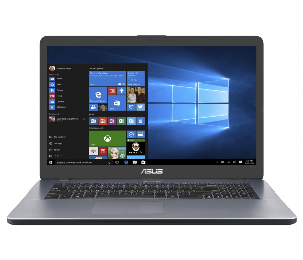 ASUS VivoBook 17 R702UA i3-7100U/4GB/240SSD+1TB/Win10 - 433631 - zdjęcie 3