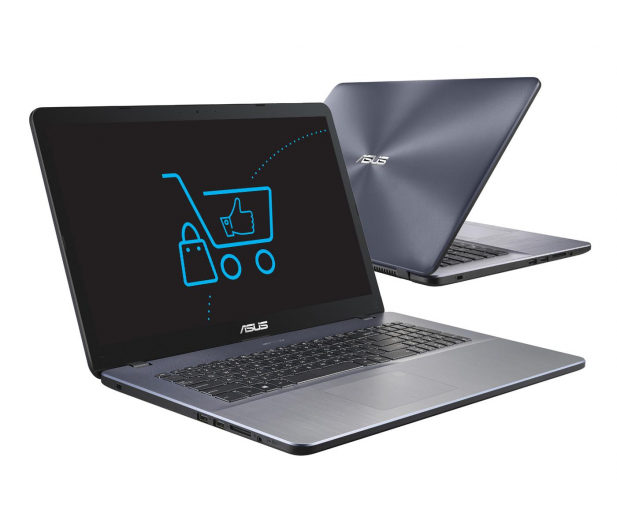 ASUS VivoBook 17 R702UF i5-8250U/8GB/240SSD+1TB - 437878 - zdjęcie