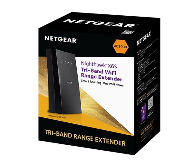 Netgear Nighthawk EX8000 (3000Mb/s a/b/g/n/ac) repeater  - 393546 - zdjęcie 4