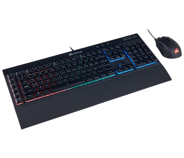 Corsair K55 Gaming Keyboard & Harpoon Mouse Combo (RGB) - 393181 - zdjęcie 6