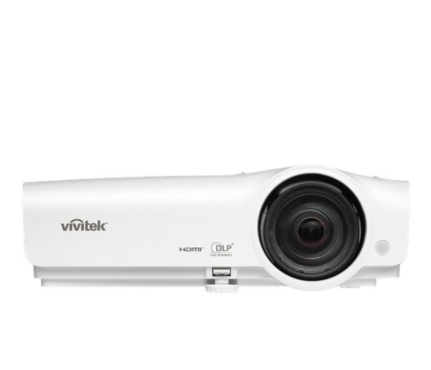 Vivitek DW282-ST DLP - 393307 - zdjęcie
