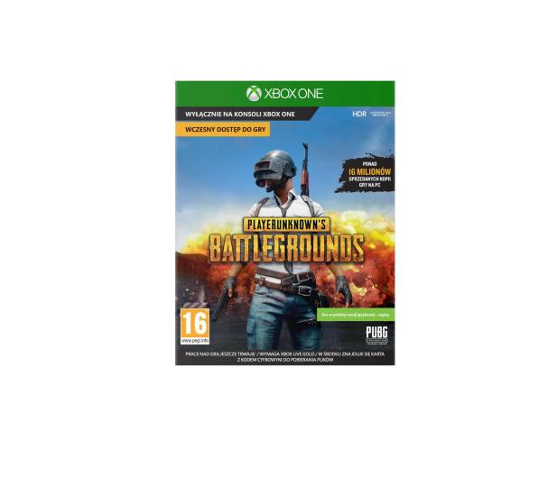 Microsoft Playerunknown's Battlegrounds (PUBG) - 393364 - zdjęcie