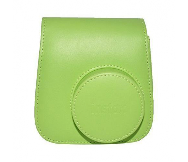 Fujifilm Instax Mini 9 zielony + wkład 10PK + pokrowiec - 393612 - zdjęcie 7
