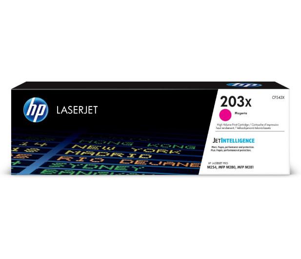 HP 203X Magenta 2500 str. - 393741 - zdjęcie