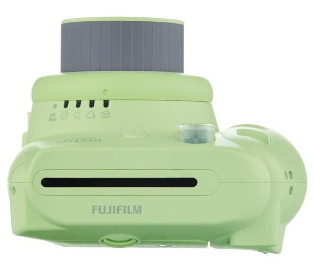 Fujifilm Instax Mini 9 zielony + wkład 10 zdjęć  - 393602 - zdjęcie 5