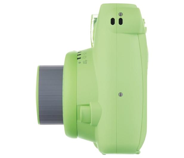 Fujifilm Instax Mini 9 zielony + wkład 10 zdjęć  - 393602 - zdjęcie 3