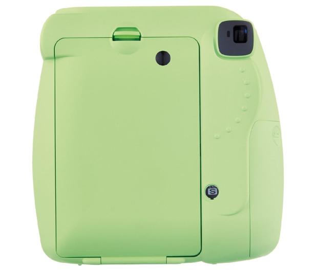 Fujifilm Instax Mini 9 zielony + wkład 10 zdjęć  - 393602 - zdjęcie 6