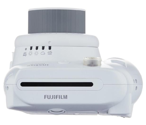 Fujifilm Instax Mini 9 biały + wkład 10PK + pokrowiec - 393617 - zdjęcie 4