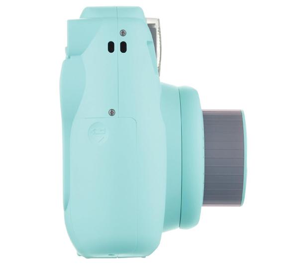 Fujifilm Instax Mini 9 niebieski + wkład 10pk + pokrowiec - 393611 - zdjęcie 4