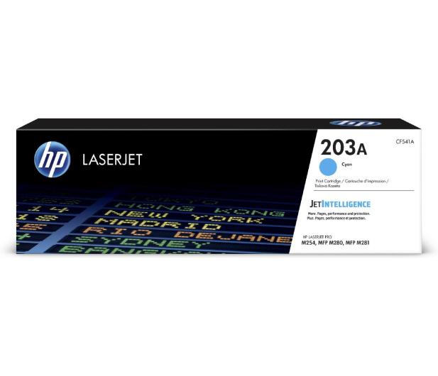 HP 203A CF541A Cyan 1300 str.  - 393730 - zdjęcie