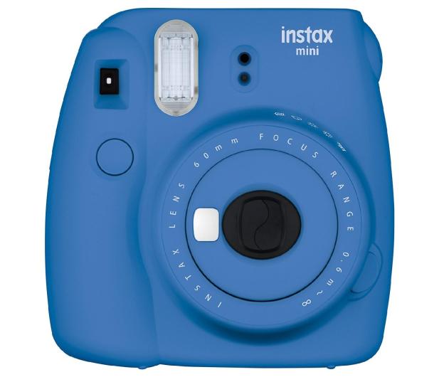 Fujifilm Instax Mini 9 ciemno-niebieski  - 393624 - zdjęcie