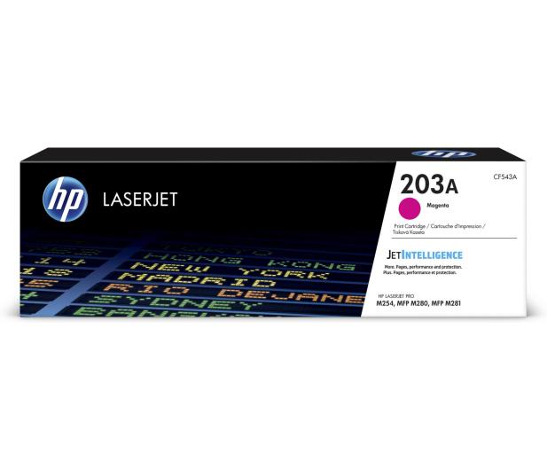 HP 203A CF543A Magenta 1300 str. - 393732 - zdjęcie