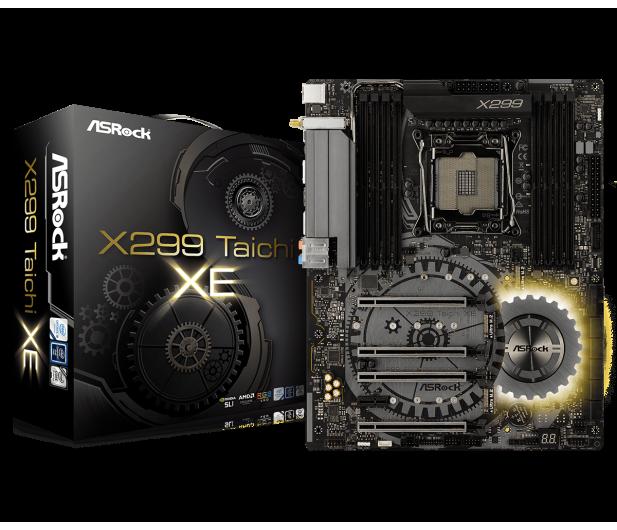 ASRock X299 TAICHI XE (PCI-E DDR4 USB 3.1 / M.2) - 391011 - zdjęcie