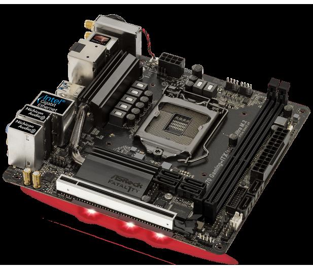 ASRock Fatal1ty Z370 Gaming-ITX/AC - 394805 - zdjęcie 4