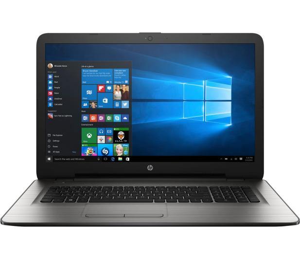 HP 17 i5-7200U/8GB/1TB/DVD-RW/Win10 - 393003 - zdjęcie 3