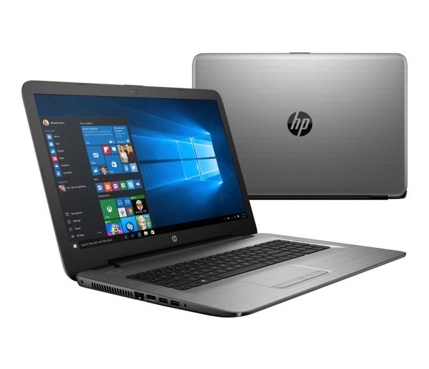 HP 17 i5-7200U/8GB/1TB/DVD-RW/Win10 - 393003 - zdjęcie