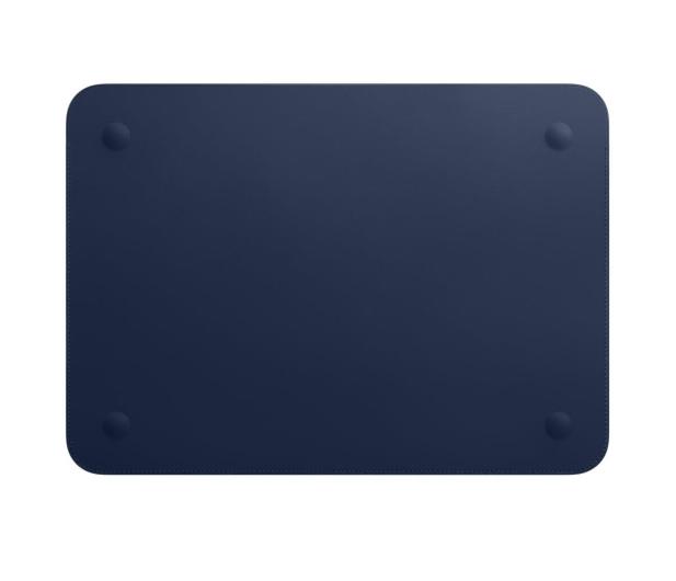 "Apple Leather Sleeve do MacBook 12"" Midnight Blue - 394724 - zdjęcie 2"