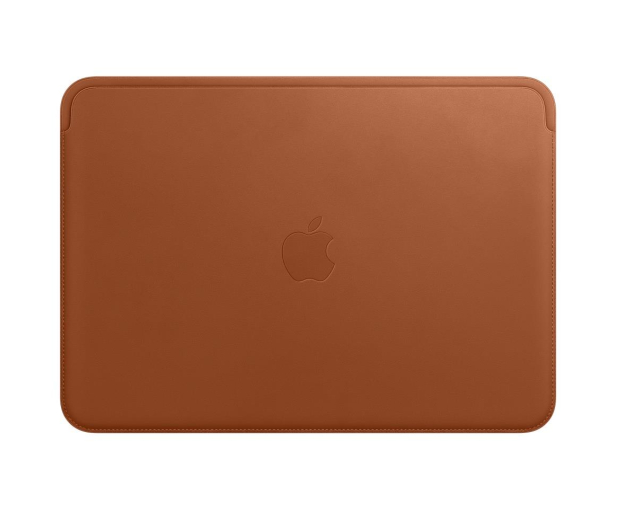 "Apple Leather Sleeve do MacBook 12"" Saddle Brown - 394725 - zdjęcie 3"