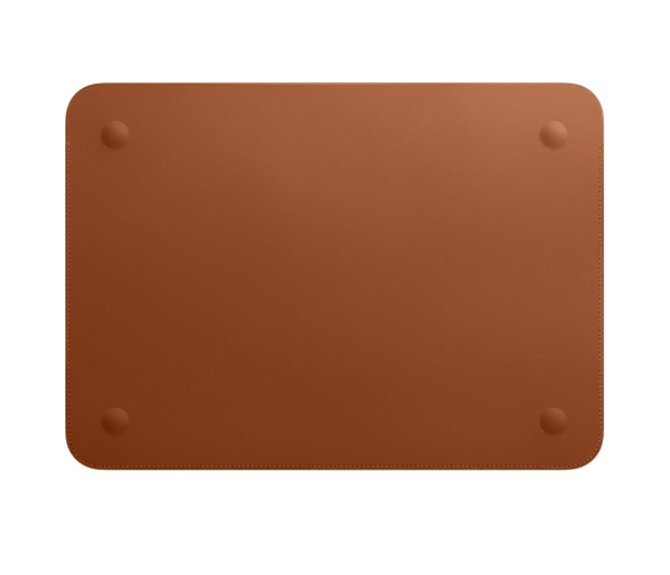 "Apple Leather Sleeve do MacBook 12"" Saddle Brown - 394725 - zdjęcie 2"