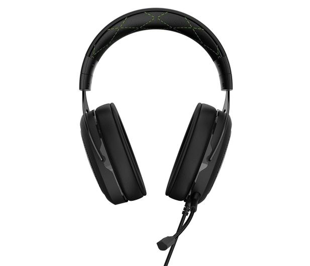 Corsair HS50 Stereo Gaming Headset (zielone) - 395037 - zdjęcie 2