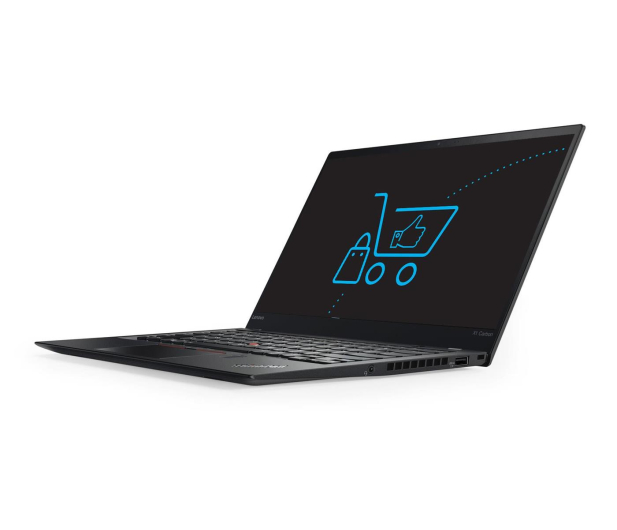 Lenovo  ThinkPad X1 Carbon 5th i5-7200U/8GB/256 FHD  - 353496 - zdjęcie