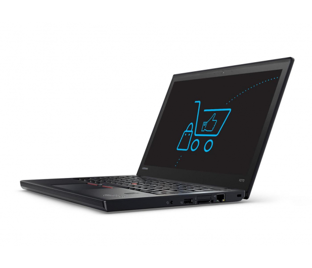 Lenovo ThinkPad X270 i5-6200U/8GB/256SSD FHD  - 353487 - zdjęcie