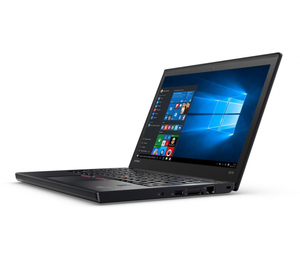 Lenovo ThinkPad X270 i5-6200U/8GB/256SSD/Win10X FHD  - 353490 - zdjęcie