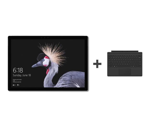 Microsoft Surface Pro i5-7300U/4GB/128SSD/Win10P+Klawiatura - 394122 - zdjęcie