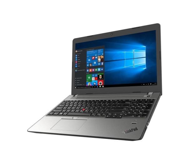 Lenovo Thinkpad E570 i5-7200U/8GB/256/Win10P Srebrny - 390861 - zdjęcie 1
