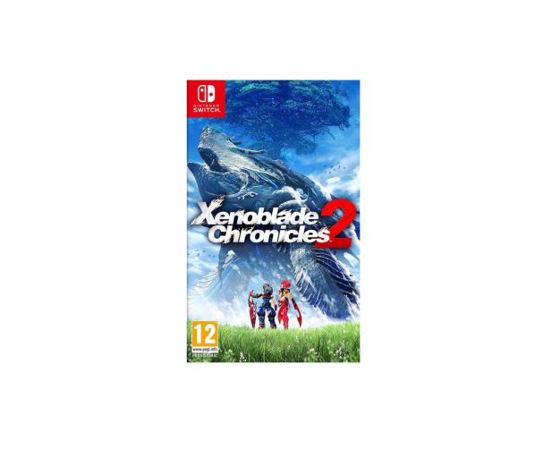 Nintendo Xenoblade Chronicles 2 - 395368 - zdjęcie
